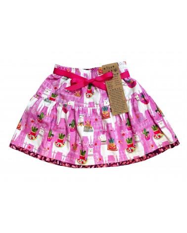 Reversible skirt.